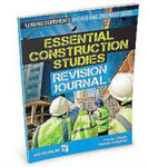 Picture of Essential Construction Studies Revision Journal Leaving Cert Higher and Ordinary Level Educate