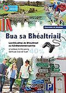 Picture of Bua Sa Bhealtriail Leaving Cert Oral Irish Mentor Books