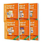 Picture of 2018 Stamps of the World (6 Volume Set)