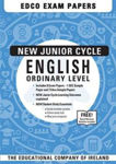 Picture of Exam Papers Junior Cycle English Ordinary Level Ed Co
