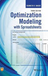Picture of Optimization Modeling with Spreadsheets
