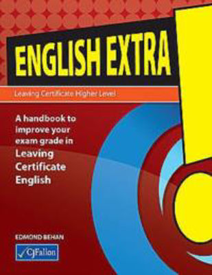Picture of English Extra Leaving Cert Higher Level CJ Fallon