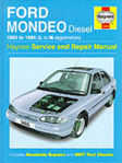 Picture of Ford Mondeo diesel 1993-96