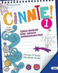 Picture of Cinnte! 1 First Year Irish Text & Workbook With Free Ebook Ed Co