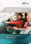 Picture of Driver Theory Test Book : Cars, Motorcycles & Work Vehicles 2019