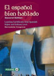 Picture of El Espanol Bien Hablado 2nd Ed Oral Spanish Book and CDs Leaving Cert Folens