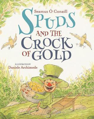 Picture of Spuds and the Crock of Gold