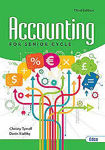 Picture of Accounting For Senior Cycle New 3rd Edition Ed Co