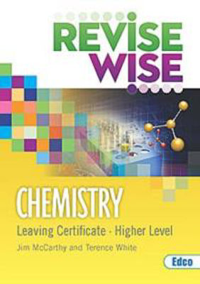 Picture of Revise Wise Chemistry | Leaving Certificate | Higher Level