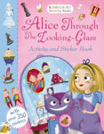 Picture of Alice Through the Looking Glass Activity and Sticker Book