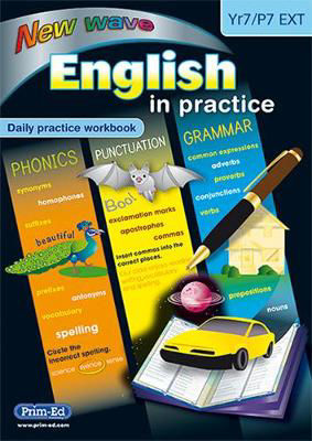 Picture of New Wave English In Practice 6 Sixth Class Prim Ed