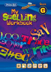 Picture of My Spelling Workbook G Sixth Class Prim Ed New Edition