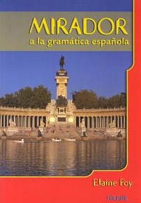 Picture of MIRADOR A LA GRAMATICA ESPANOLA JUNIOR CERT SPANISH FOLENS