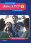 Picture of Ecoutez Bien 1 Book and CD Junior Cert French Folens