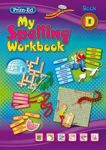 Picture of My Spelling Workbook D Third Class Prim Ed New Edition