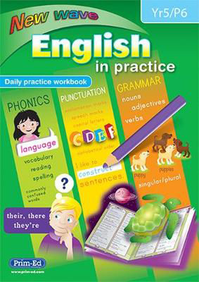 Picture of New Wave English In Practice 3 Third Class Prim Ed
