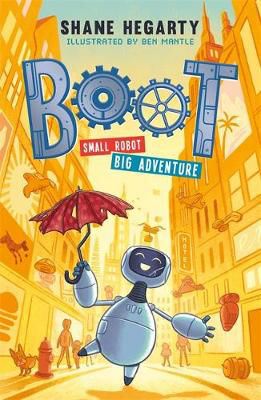 Picture of BOOT - small robot, BIG adventure: Book 1