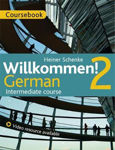 Picture of Willkommen! 2 German Intermediate course: Course Pack