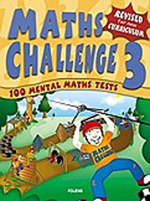 Picture of Maths Challenge 3 Third Class Folens