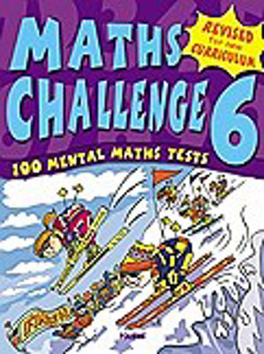Picture of Maths Challenge 6 Sixth Class Folens