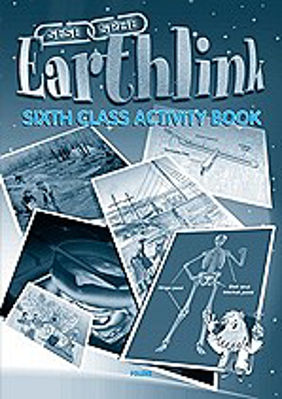 Picture of Earthlink 6 Activity Book Sixth Class Folens