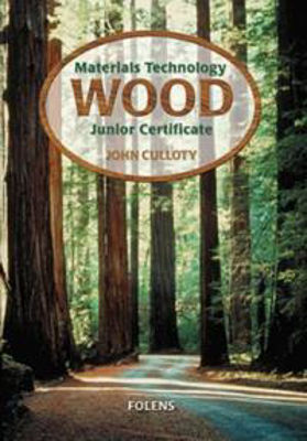 Picture of Materials Technology Wood Pack of Book and Workbook Junior Cert Folens