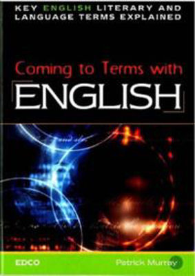 Picture of COMING TO TERMS WITH ENGLISH ED CO