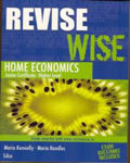Picture of Revise Wise Home Economics Junior Cert Higher Level Ed Co
