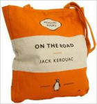 Picture of On The Road Penguin Tote Bag