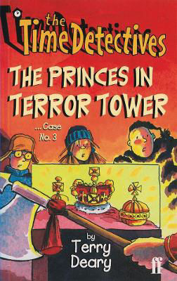 Picture of TIME DETECTIVES 3 PRINCES IN TERROR TOWER