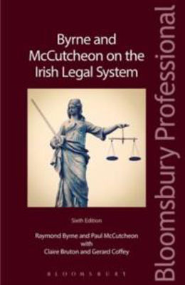 Picture of Byrne and McCutcheon on the Irish Legal System