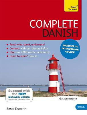 Picture of Complete Danish Beginner to Intermediate Course: (Book and audio support)