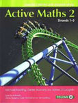 Picture of Active Maths 2 Set of Book and Activity Book Higher Level Junior Cert Folens
