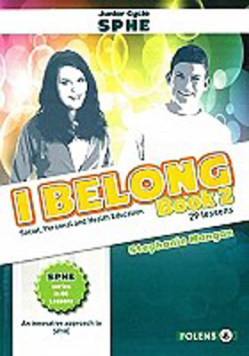 Picture of I Belong Book 2 SPHE 2nd Year Folens