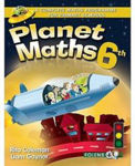 Picture of Planet Maths 6th Class Pupils Text Book Revised Folens