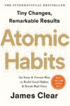 Picture of Atomic Habits: An Easy and Proven Way to Build Good Habits and Break Bad Ones