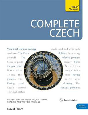 Picture of Complete Czech Beginner to Intermediate Course: (Book and audio support)