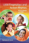 Picture of 1000 Fingerplays And Action Rhymes