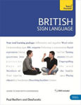 Picture of British Sign Language: Teach Yourself: Book and DVD Pack
