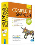 Picture of Complete Spanish Beginner to Intermediate Course: (Book and Audio Support) Learn to Read, Write, Speak and Understand a New Language with Teach Yourself