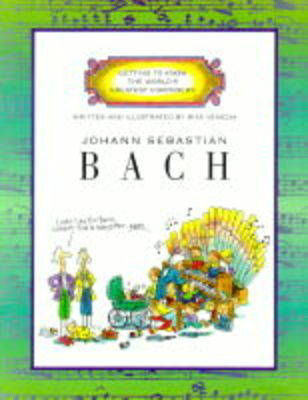 Picture of Bach - Getting To Know The World's Greatest Composers