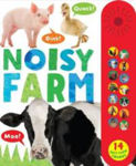 Picture of 14 Button Sound Book Busy Farm