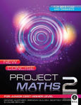 Picture of New Concise Project Maths 2 Higher Level Junior Cert Gill and MacMillan