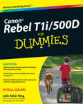 Picture of Canon Eos Rebel T1/500d For Dummies