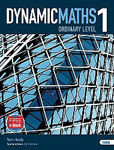 Picture of Dynamic Maths Ordinary Level Book 1 Leaving Cert With Free Ebook Ed Co