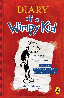 Picture of Diary Of A Wimpy Kid 1