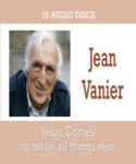 Picture of Jesus Comes to Make all Things New - 10 Audio CDs