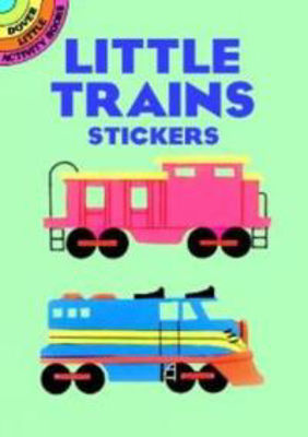 Picture of Little Trains Stickers