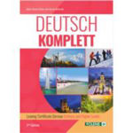Picture of Deutsch Komplett Leaving Cert German Ordinary And Higher Level