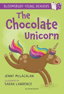 Picture of The Chocolate Unicorn: A Bloomsbury Young Reader: Lime Book Band